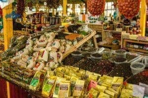 visitar el mercado de Adler