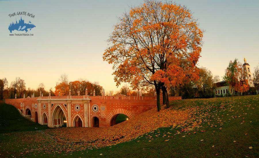 puente tsaritsino tour gratis rusia