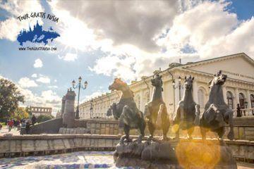 Pasar el verano en Moscu; Excursion en Moscu en verano ; Realizar un tour en Moscú