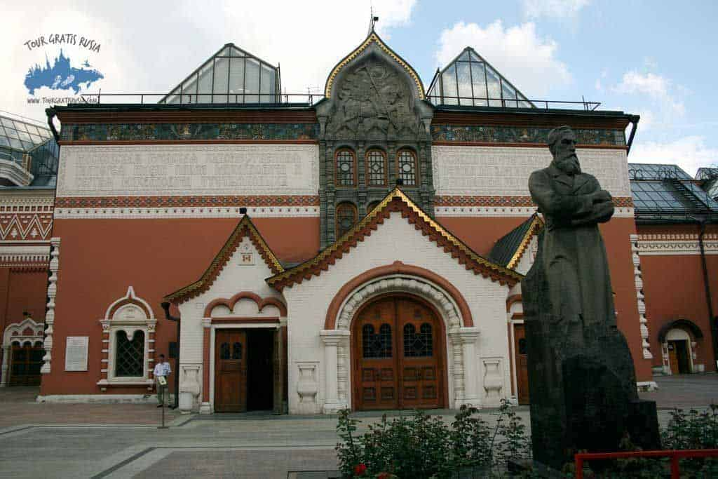 galeria tetriakov tour gratis rusia