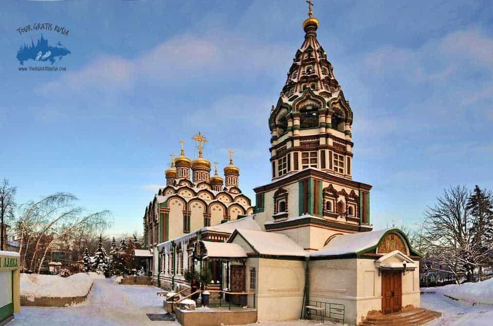 Iglesia san Nicolas tour gratis rusia
