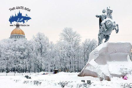 Pasar la Navidad en San Petersburgo; Visitar San Petersburgo en invierno; Tour de Invierno en San Petersburgo