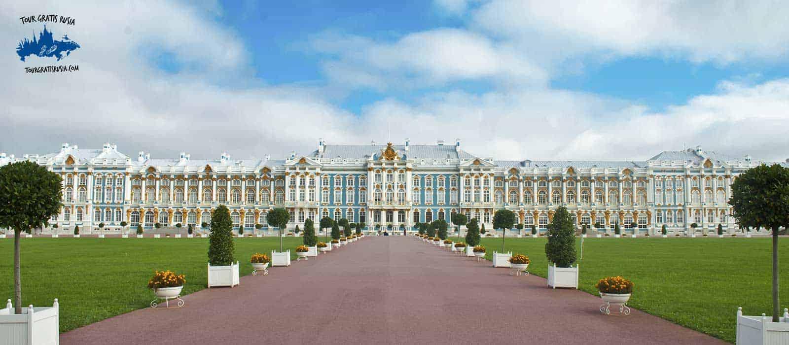 Excursión al Palacio de Pushkin en San Petersburgo