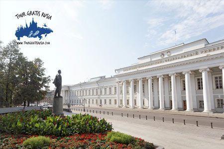 Pasear por Kazan; Explorar la cultura de Kazan; Tour en Kazan