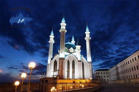 Paseo nocturno en Kazan; Que ver de noche en Kazan; Tour Nocturno por la Ciudad de Kazan
