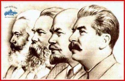 líderes comunistas