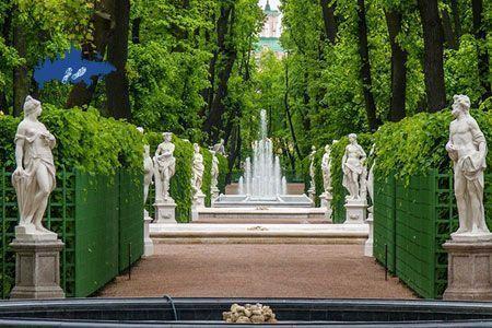 Excursion por Jardines de San Petersburgo; Visitar el Jardin de Verano; Conocer los Jardines de San Petersburgo