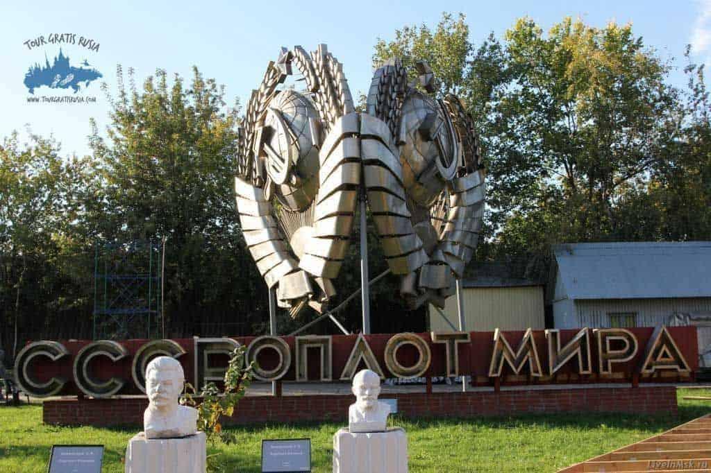 parque muzeon tour gratis rusia