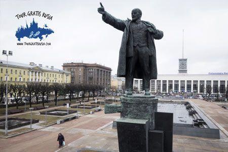 Lugares sovieticos en San Petersburgo; Tour por lugares de URSS Petersburgo; Tours en San Petersburgo