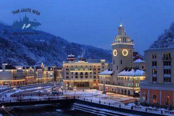 Conocer lugares en Sochi; Que visitar en Sochi; Recorrer la ciudad de Sochi