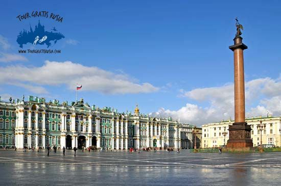 almirantazgo san Petersburgo