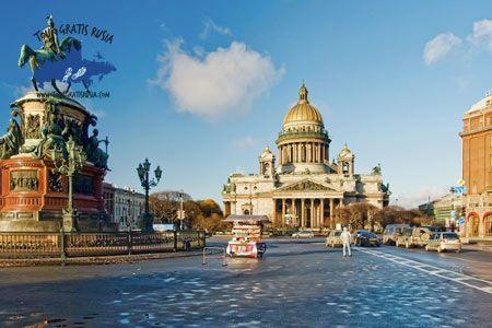 Visitar San Petersburgo; Recorrer San Petersburgo; Tour en la ciudad de San Petersburgo
