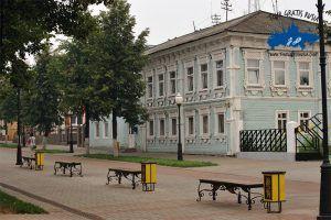 paseo por Semiónov