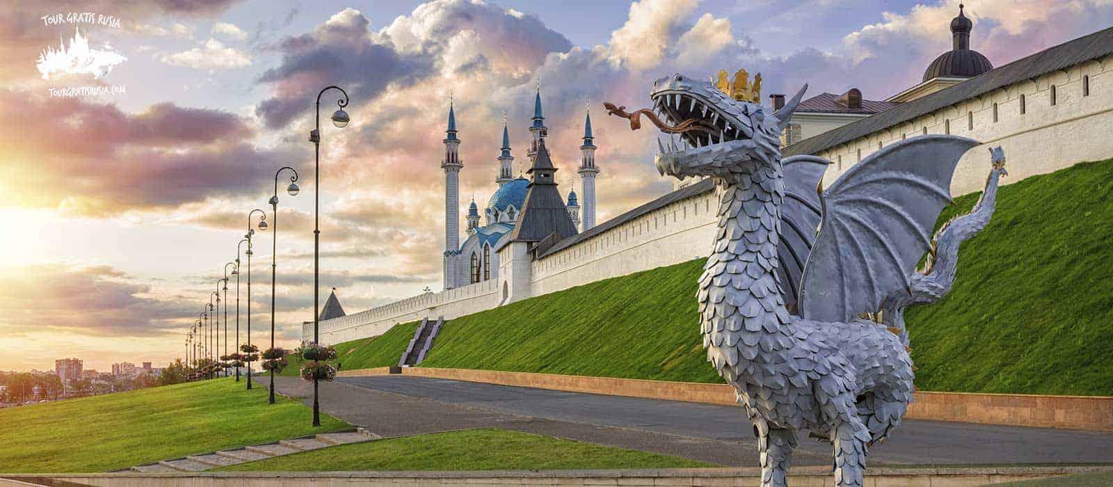 Tour centro historico de Kazan
