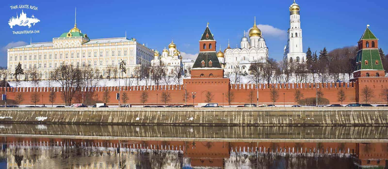 Tour Centro Histórico en Moscú Verano