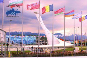 Excursionar en Sochi; Pasear por Sochi; Tour en la ciudad de Sochi
