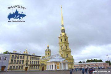 Excursion por la fortaleza de Pedro y Pablo San Petersburgo; Visitar Fortaleza de San Petersburgo; Tour Fortaleza de Pedro y Pablo
