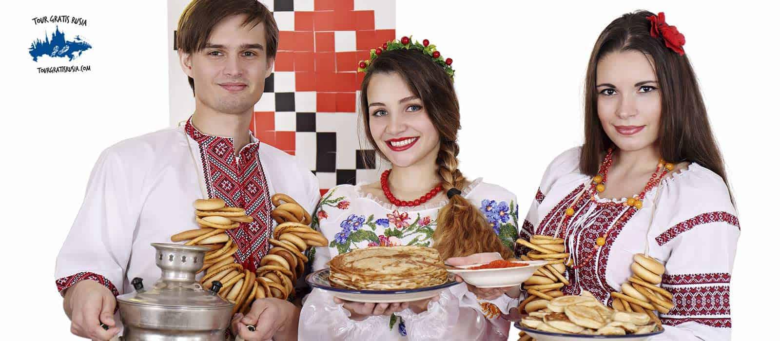 Tour gastronómico en Kazan de la cocina tártara