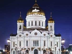 tour gratis Russia catedral del cristo salvador