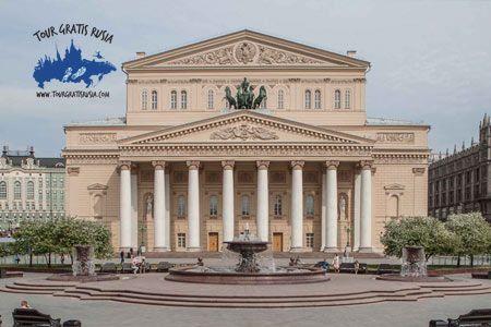 tour gratis Moscú