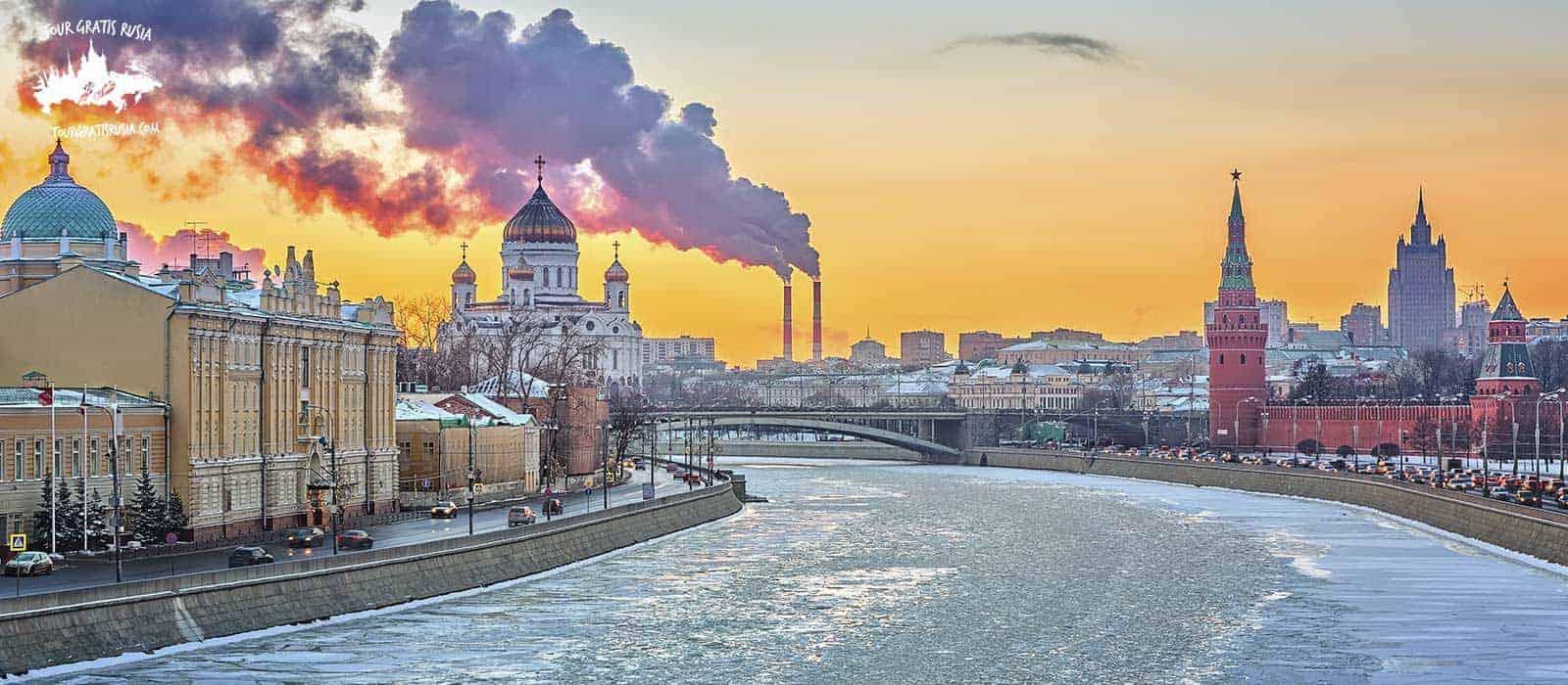 Tour Centro Histórico en Moscú Invierno