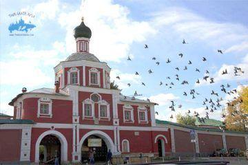Visitar el convento Novodevichy en Moscú; Que lugares visitar en Moscú