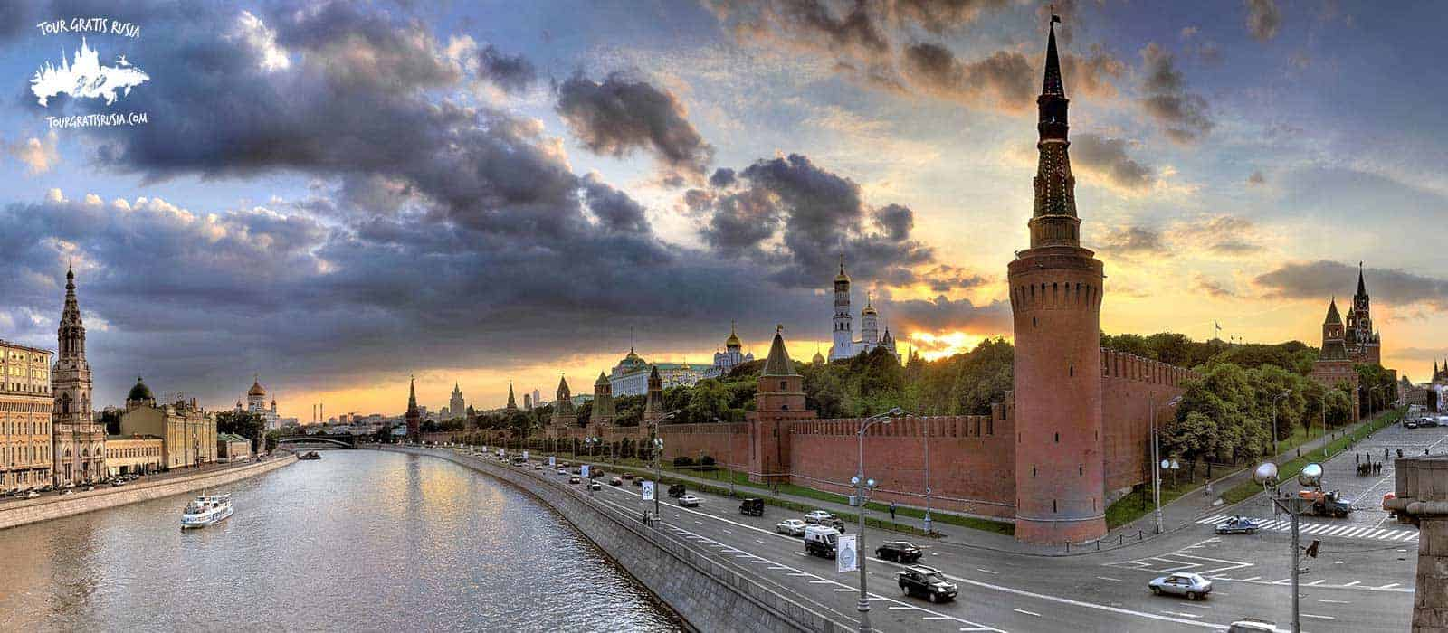 Tour Panorámico en Moscú