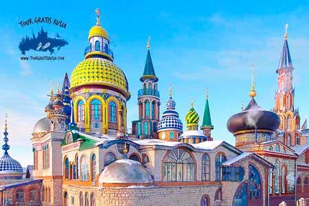 Tours en Kazan