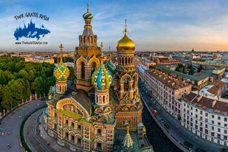 Tours en San Petersburgo