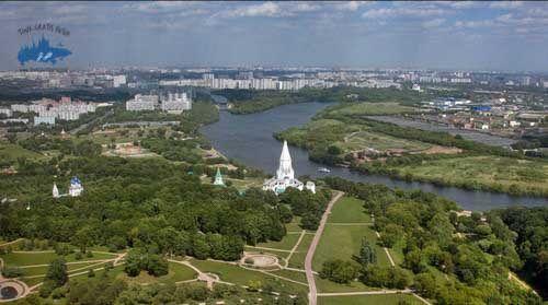 parque kolomenskoe tour gratis rusia
