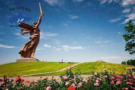 Monumento de la madre patria