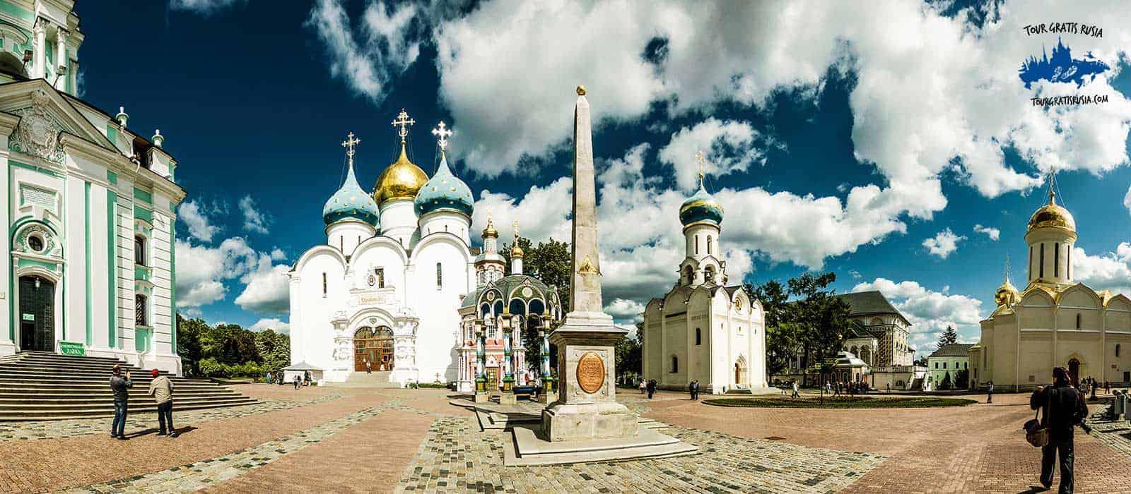 Excursión a Sergiev Posad en Moscú