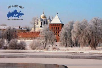 Nizhni novgorod tour de invierno