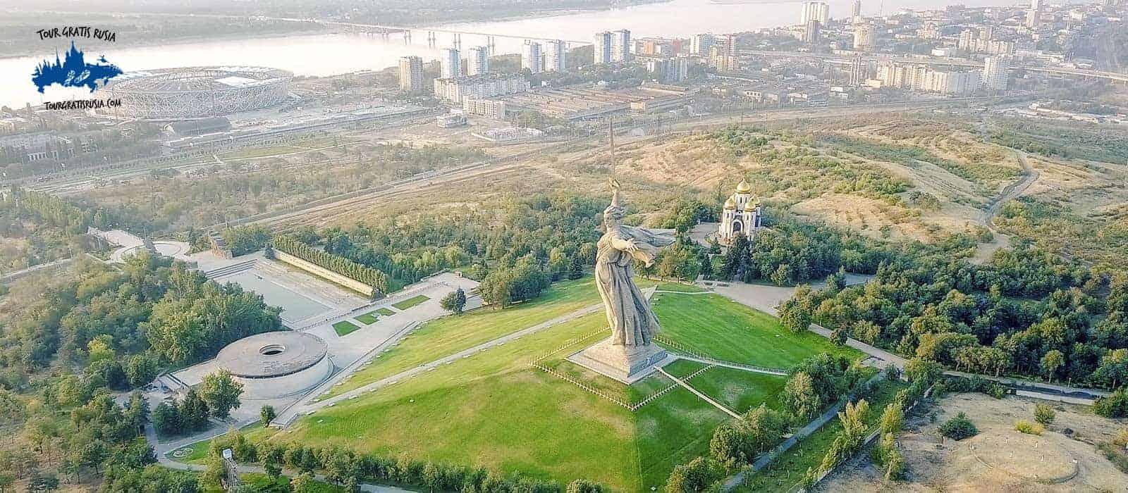 Tour centro histórico Volgogrado