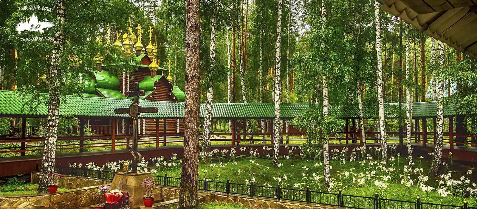 Tour el fin de los Romanov en Ekaterimburgo