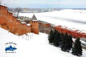 Invierno Nizhni vogorod