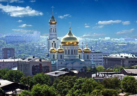 Excursion personalizada Rostov; Paseo privado en Rostov del Don; Tour por horas en Rostov