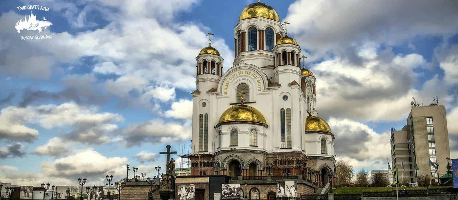 Tour centro Ekaterimburgo