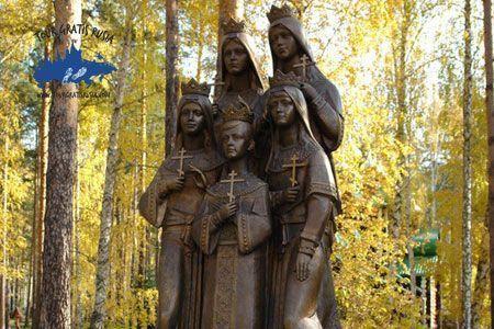 Excursionar por Ekaterimburgo; Pasear por los lugares de zares en Rusia; Tour guiado en Ekaterimburgo