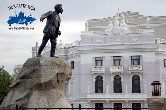 Pasear por Ekaterimburgo; Hacer un tour en Ekaterimburgo; Conocer Ekaterimburgo