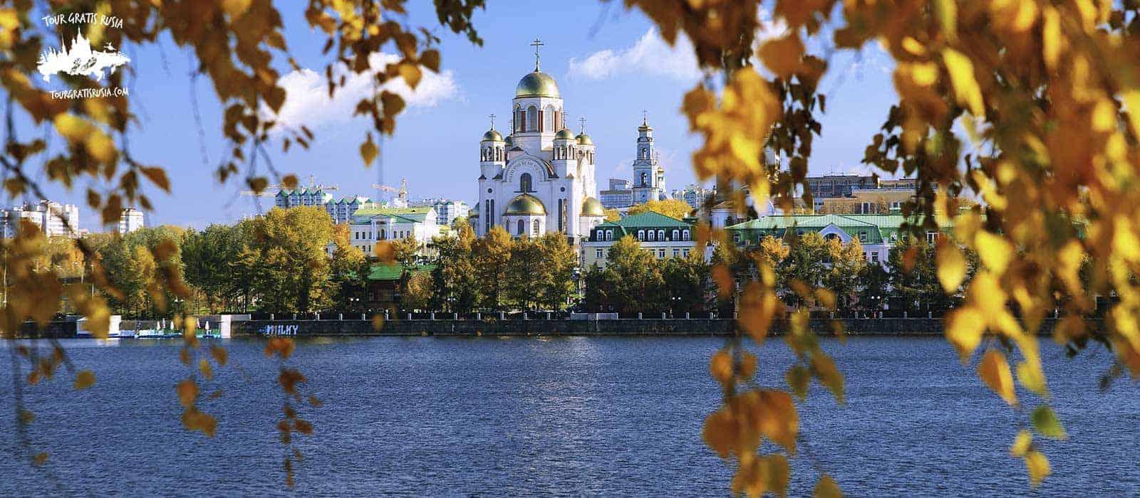 Tour por horas en Ekaterimburgo