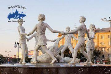 Tour del malecón en Volgogrado; Recorrido del malecon en Volgogrado; Tour del malecón en Volgogrado