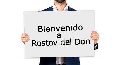 bienvenido a Rostov del Dom