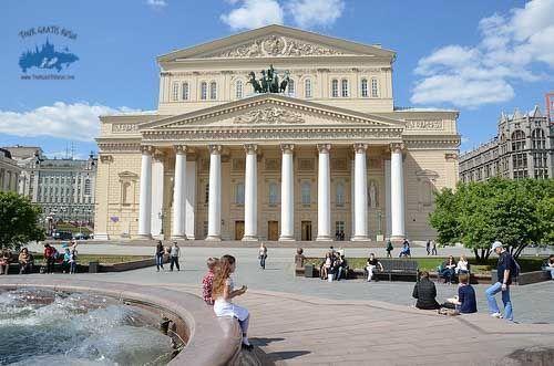 Ver Moscu gratis; Hacer una excursión rentable por Moscú; Tour centro de Moscú gratis