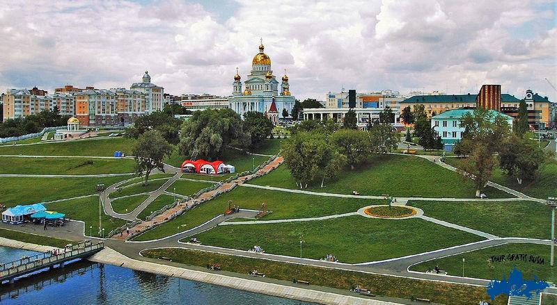 Recorrer Saransk; Que ver en Saransk; Visitar Saransk