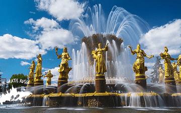 Visitar Moscú gratis; Explorar Moscú en una excursión guiada; Visitar Moscú gratis