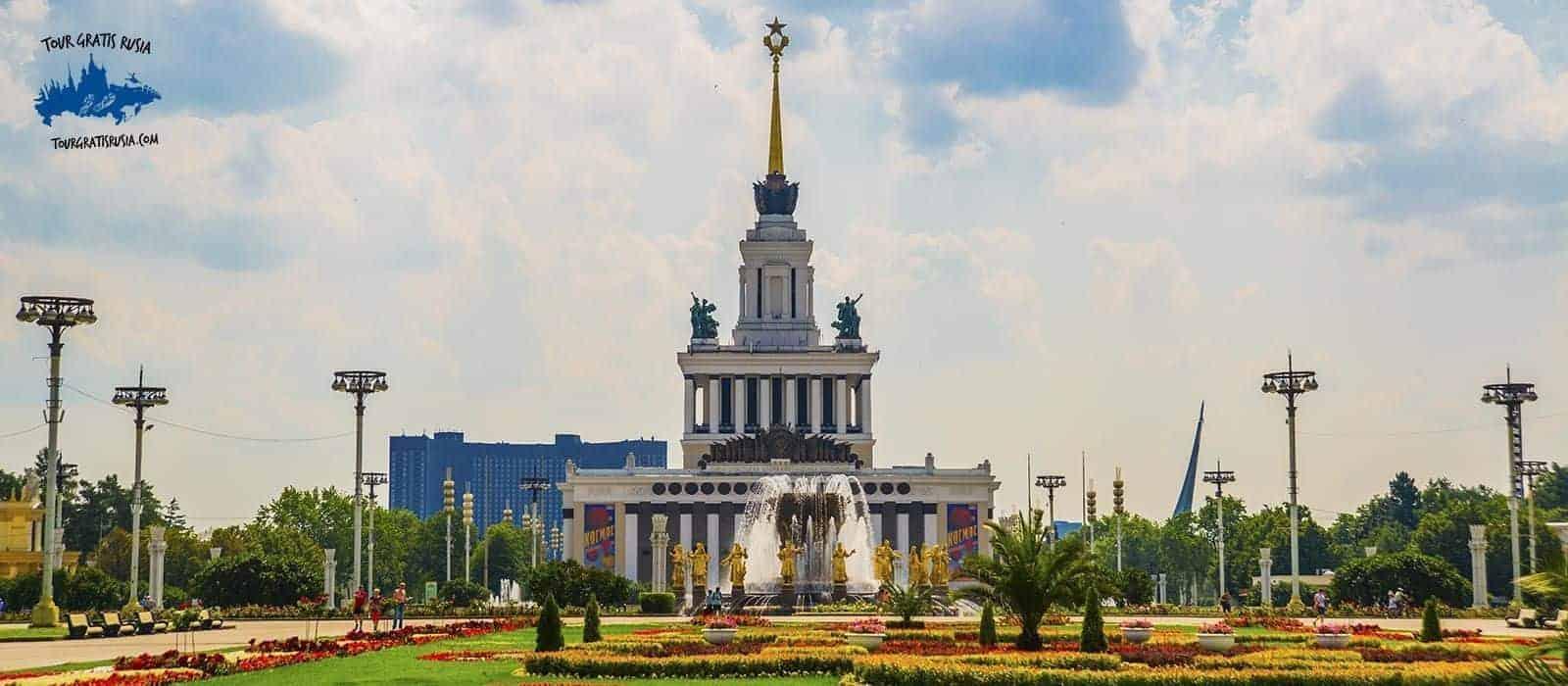 Tour Paquete corto centro-gratis y Soviético en Moscú