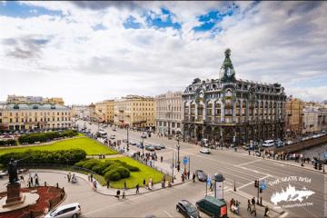 Que ver en un día en San Petersburgo; Ver todo en San Petersburgo; Hacer un tour en el centro de San Petersburgo