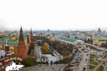 Ver Moscú en un día; Hacer una excursión completa en Moscú; Tour en Moscú centro