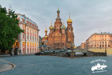 Pasear por la Nevsky en un tour guiado en San Petersburgo; Hacer una excursión en Peterhofen San Petersburgo; Lugares que ver en San Petersburgo